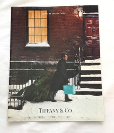 tiffany co 1997 jewelry collections christmas catalog christmas breakfast