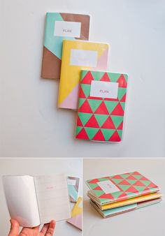 fun back-to-school planners
