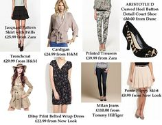 Best Clothing Styles for an Inverted Triangle Body Shape At The Bentall Centre — Style Secrets