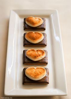 "You need to know how to make these ""I Love You S'Mores"" for your Valentines.  Here's how...."