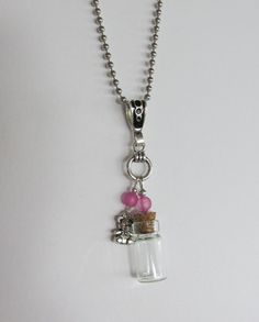 This necklace could also be used for your baby's first tooth. Description from etsy.com. I searched for this on bing.com/images