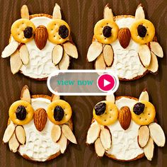 A Super Fun Animal-Shaped Snack