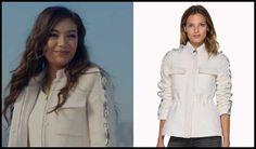 Turkish Fashion, Turkish Beauty, Murat And Hayat Pics, White Outfits, Kara, Cool Style, Winter Jackets, Celebrities, Cute