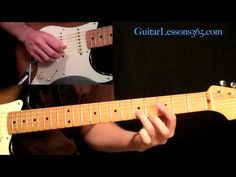 Eric Johnson Style Chords Pt.1 Guitar Lesson - Fender Stratocaster - YouTube