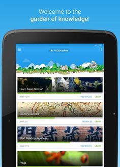 Memrise: Gratis, buffo, impara - screenshot Spanish Language Learning, Google Play, Knowledge, Japanese, App, Reading, Free, Japanese Language, Study Spanish