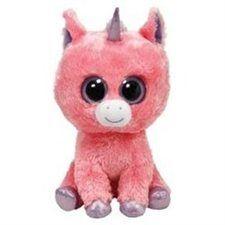 Ty Beanie Boos - Magic The Pink Unicorn