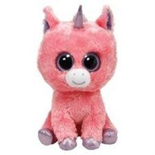 Ty Beanie Boos - Magic The Pink Unicorn