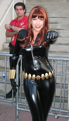 black widow cosplay - Google Search