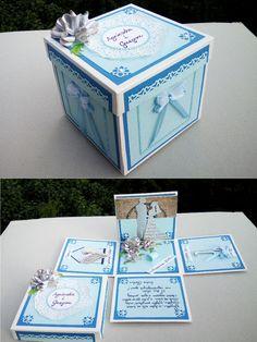 Explodig box - Ślub