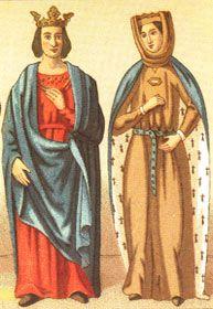 Medieval Royal Fashion