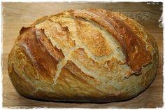 Kasseler Brot  im Römertopf gebacken      340 g Wasser   ½ Würfel Hefe     3 Min./37°/Stufe 1      290 g Weizenmehl 550   130 g Weizenm...