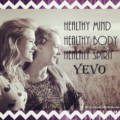 Let's bring health back! Kids and adults are loving Yevo! Real food, no preservatives, no GMO's just all natural food packed with all your daily essentials! Http://Family.MyYevo.com