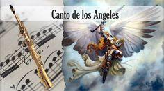 Partitura Canto de los Ángeles Saxofón Soprano