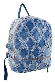 Denim Backpack                                                                                                                                                      More