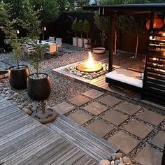 37 Beautiful Small Backyard Patio Design Ideas For Best Landscape - Ideas for small backyard patios are endless! Don't be discouraged if your backyard is tiny and you think it cannot accommodate a hard surface seating . Pergola Diy, Modern Pergola, Pergola Ideas, Hot Tub Pergola, Outdoor Pergola, Cheap Pergola, Outdoor Fire, Wooden Garden Benches, Backyard Patio Designs