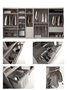 ¡¡Organizate!! Interior de armarios y vestidores Kazzano Fresh Vintage ; )