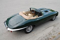 Jaguar : E-Type Jaguar XKE Roadster in Jaguar | eBay Motors