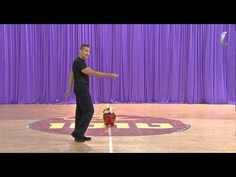 Sham Harei Golan - IFD Israeli folk dancing for beginners - YouTube