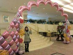 Curves Balloon Arch