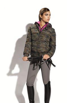 PRE ORDER Equiline Kaitlyn Jacket | Stirrups Equestrian