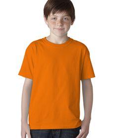 Wholesale Blank 5000B Gildan Youth Heavyweight Cotton T-Shirt | Buy in Bulk