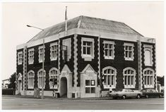Earthquake Damage, Christchurch New Zealand, City Library, Local History, Post Office, Kiwi, Buildings, Tower, Exterior