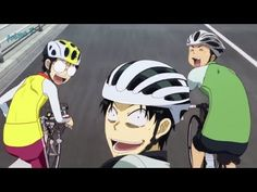 Yowamushi Pedal Season 1 - YouTube Death Parade, Yowamushi Pedal, Ao No Exorcist, Durarara, Racing Team, Kuroko, Akita, Live Action, Season 1