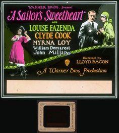 1927 - A SAILOR'S SWEETHEART - Lloyd Bacon