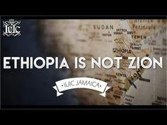 The Israelites: Ethiopia Is Not Zion!! - YouTube
