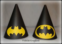 Hey, I found this really awesome Etsy listing at http://www.etsy.com/listing/109352826/10-batman-inspired-birthday-party-hats