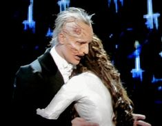 """Phantom of the Opera 25th Anniversary  - """"Pitiful creature of darkness, what kind of life have you known?  God give me courage to show you, you are not alone."""""""
