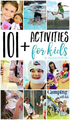 101+ activities for kids