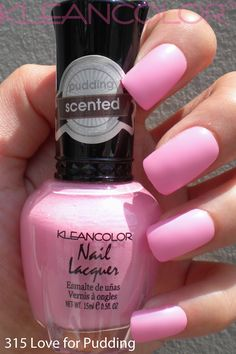 315 Love for Pudding #scentedpolish #fragrancepolish