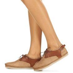 Topánky Ženy Derbie Kickers MYNILACE čierna