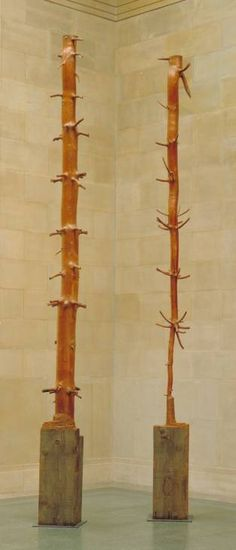 Tree of 12 Metres by Giuseppe Penone, Tate Modern, London