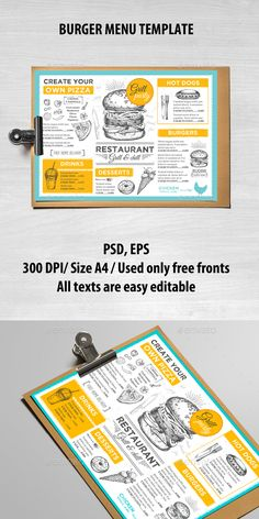 Burger Menu  - PSD Template • Only available here ➝ https://graphicriver.net/item/burger-menu-template/16941819?ref=pxcr
