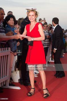 Photo d'actualité : Actress Sandrine Bonnaire attends the 30th...