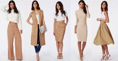 Classic City Girl: 5 Must-Have Tan Clothes For Spring #springfashion #tan