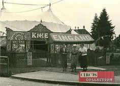Circus collection: Les Entrées du Cirque Natinal Suisse Knie