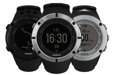 Suunto's newest GPS watches: the Ambit2s and Ambit2