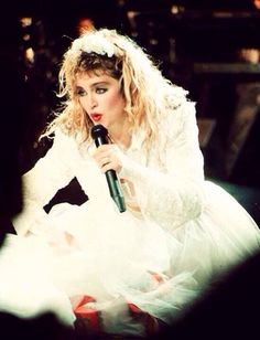 Madonna, Virgin Tour 1985