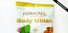 PATANJALI BODY UBTAN REVIEW