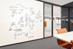 Vescom and you: next steps in innovation and customization - News - Frameweb Creative Office Space, Office Space Design, Workspace Design, Office Workspace, Office Walls, Small Office, Office Interior Design, Office Interiors, Modern Interior