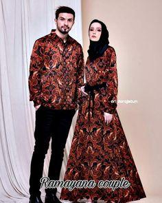 62 Model Gamis Batik Terbaru Populer 2020 – CuanLagi.Com Batik Couple, Model Kebaya, Kebaya Muslim, Fashion Studio, Your Photos, Sequin Skirt, Fashion Photography, Photoshoot, Portrait
