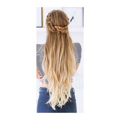 20 Most Gorgeous Wavy Hairstyles 2016 featuring polyvore hairstyle