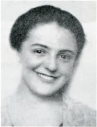 Alice Herz-Sommer, a Czech pianist, music teacher and survivor of the Theresienstadt concentration camp.  Her husband, Leopold, died at Dachau in 1944.  She and her six year old son, Raphael, survived.  At 108, she is the world's oldest Holocaust survivior.