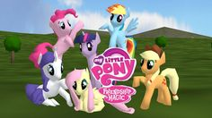 My little pony game - different taste for this game than a shooter