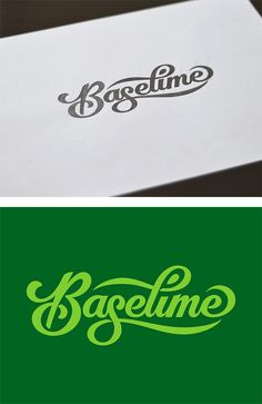 Custom Typography & Lettering by Ryan Hamrick | Inspiration Grid | Design Inspiration