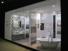 Check out our last update in our website about #Roca Tiles stand in @MosBuild #mosbuild 2014
