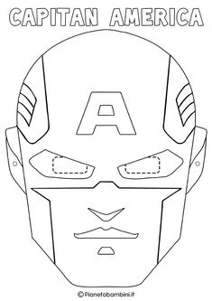 Superhero Mask Template, Super Hero Activities, Diy For Kids, Crafts For Kids, Superhero Party Games, Avengers Room, Spiderman Coloring, Lego Coloring Pages, Army Party